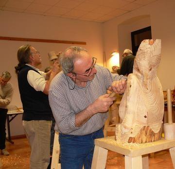 Scuola scultura di Pranzo di Tenno